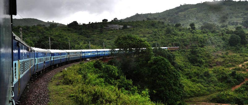 Monsoon at Desia - Koraput Valley - Odisha Village Tours