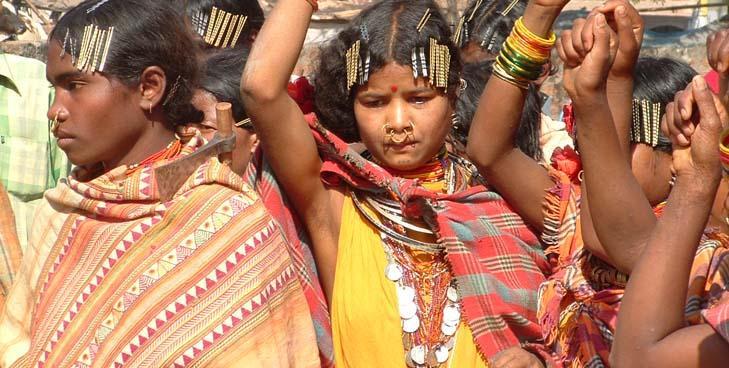 Tribal People in Odisha
