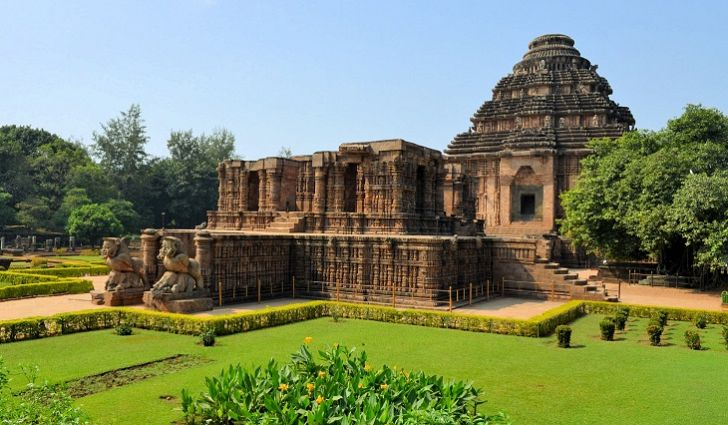 Odisha Temple Tour Package