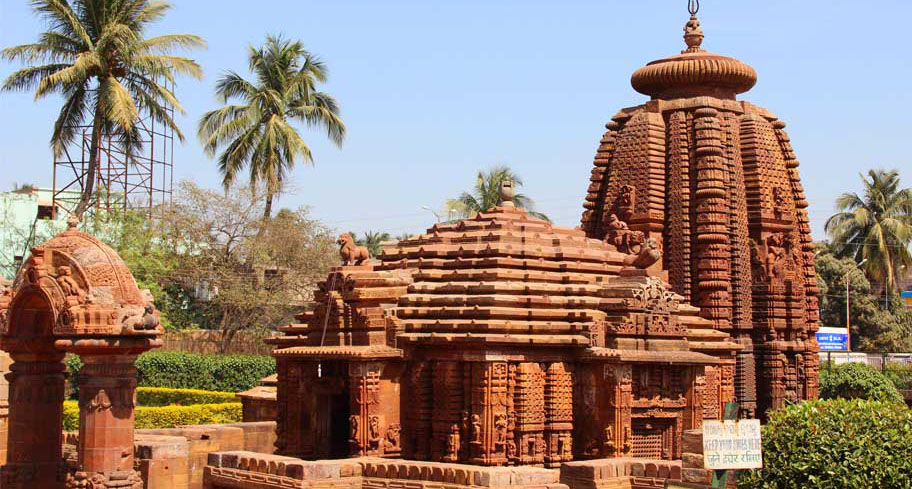 Odisha Temple Tour Itinerary