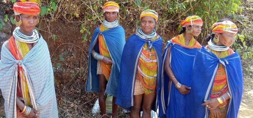 tribal tours India